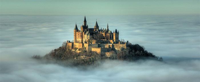 Es war einmal… Schloss Hohenzollern