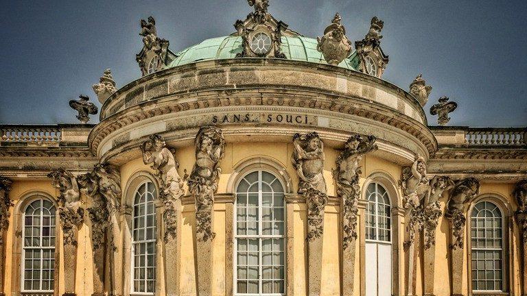 Es war einmal… Schloss Sanssouci