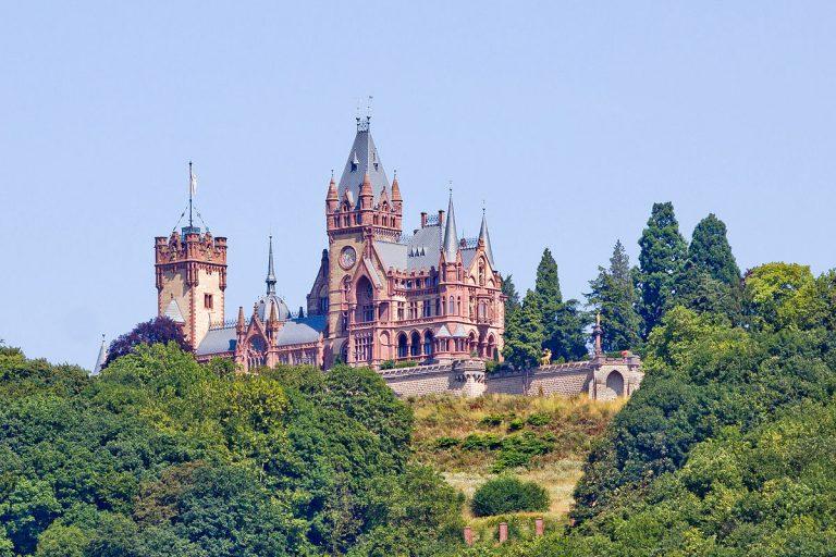 Es war einmal… Schloss Drachenburg