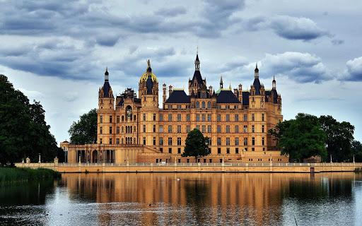 Es war einmal… Schloss Schwerin